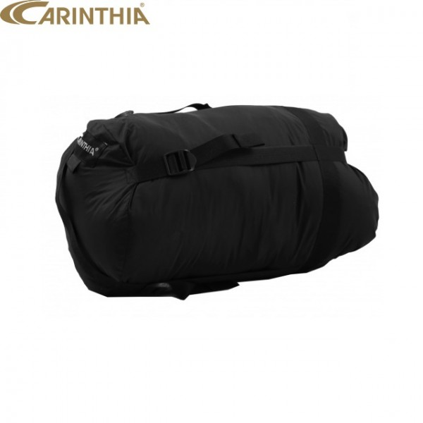 Carinthia - Sac de Compression Civil - M - 20 x 44 Black