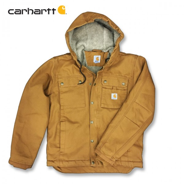 Carhartt - Blouson Barlett Jacket Brown