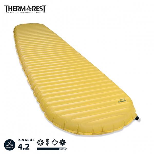 ThermaRest - Matelas Gonflable NeoAir XLite Lemon Curry