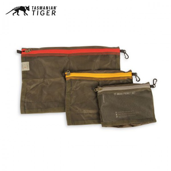 Tasmanian Tiger - Pochette Mesh Pocket Set