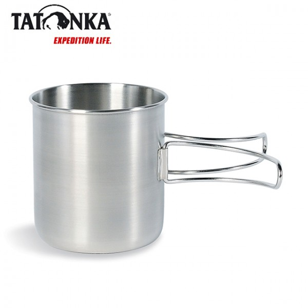 Tatonka - Mug Handle Inox 600 ml