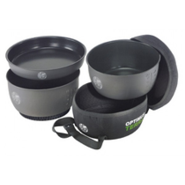 Set de cuisine Optimus Terra HE Alu