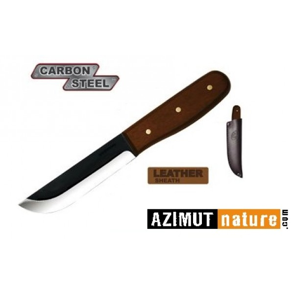 Couteau Bushcraft Basic 4""