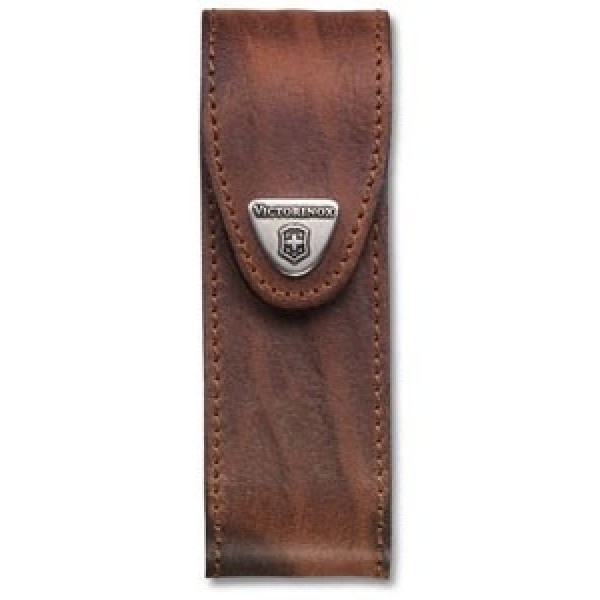 Etui 111mm 0-10p cuir marron