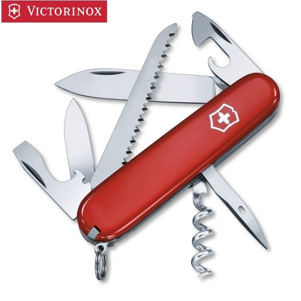 Victorinox - Couteau multifonction Camper