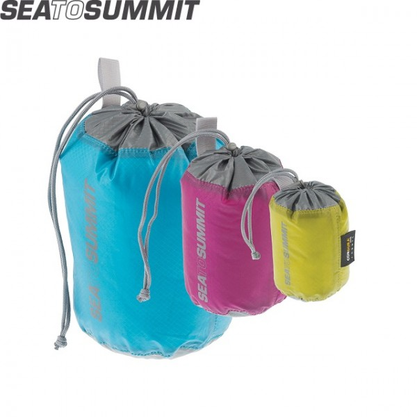 Sea To Summit - Sacs de rangements Ultra-Sil par 3